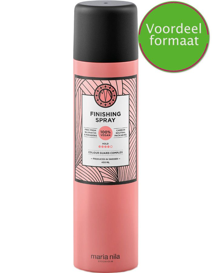 Maria Nila Finishing Spray Voordeelformaat 400ml