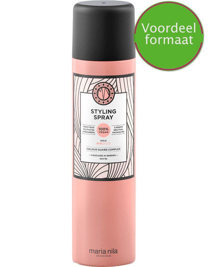 Maria Nila Style En Finish Styling Spray Voordeelformaat 400ml