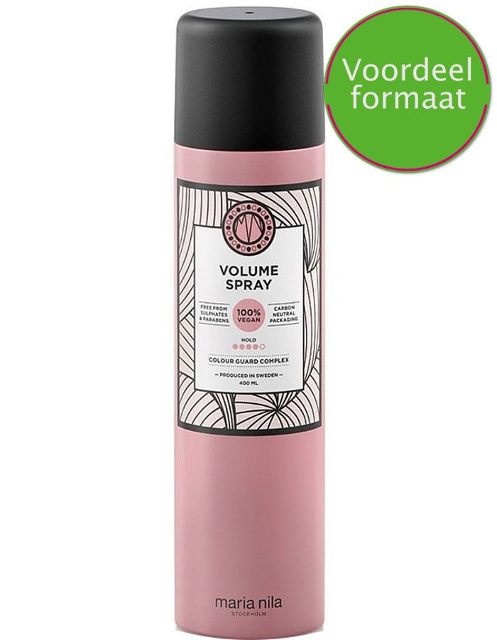 Maria Nila Volume Spray Voordeelformaat 400ml