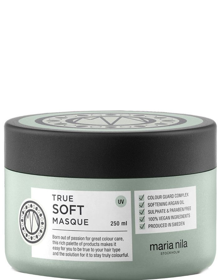 Maria Nila True Soft Haarmasker Met Arganolie 250ml