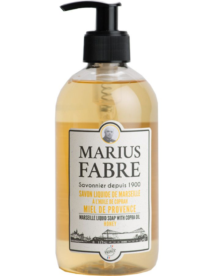 Marius Fabre Vloeibare Zeep Honey 400ml