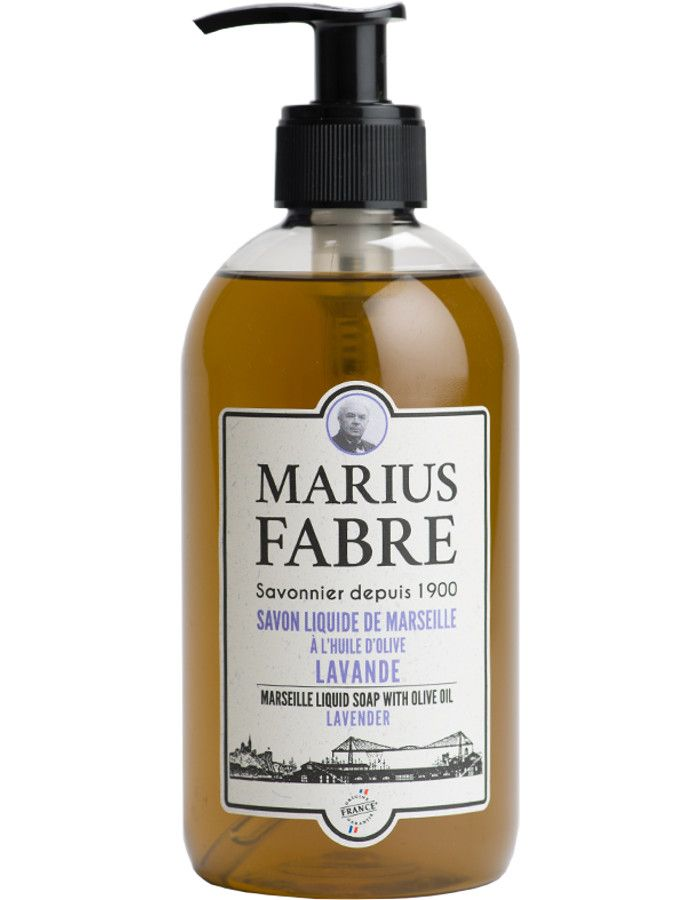 Marius Fabre Vloeibare Zeep Lavendel 400ml