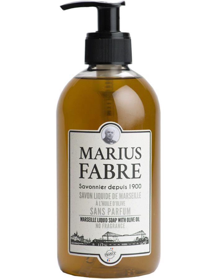 Marius Fabre Vloeibare Zeep Ongeparfumeerd 400ml