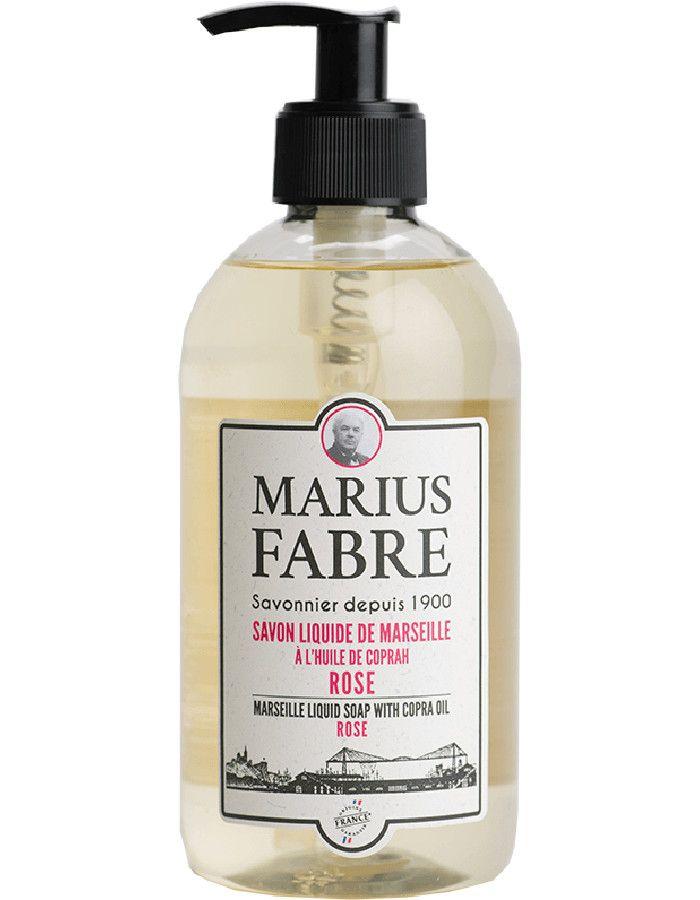 Marius Fabre Vloeibare Zeep Rose 400ml