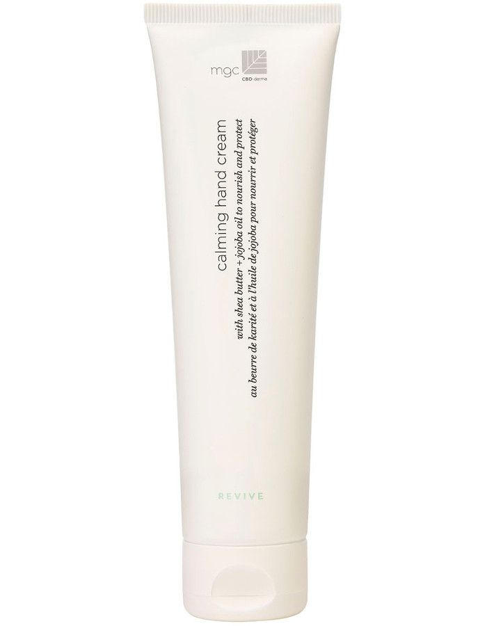 MGC CBD Derma Revive Calming Hand Cream 100ml