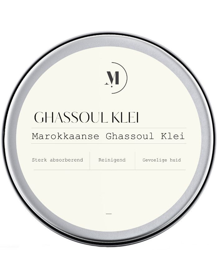 More Natural Biologische Marokkaanse Ghassoull Kleipoeder 80gr