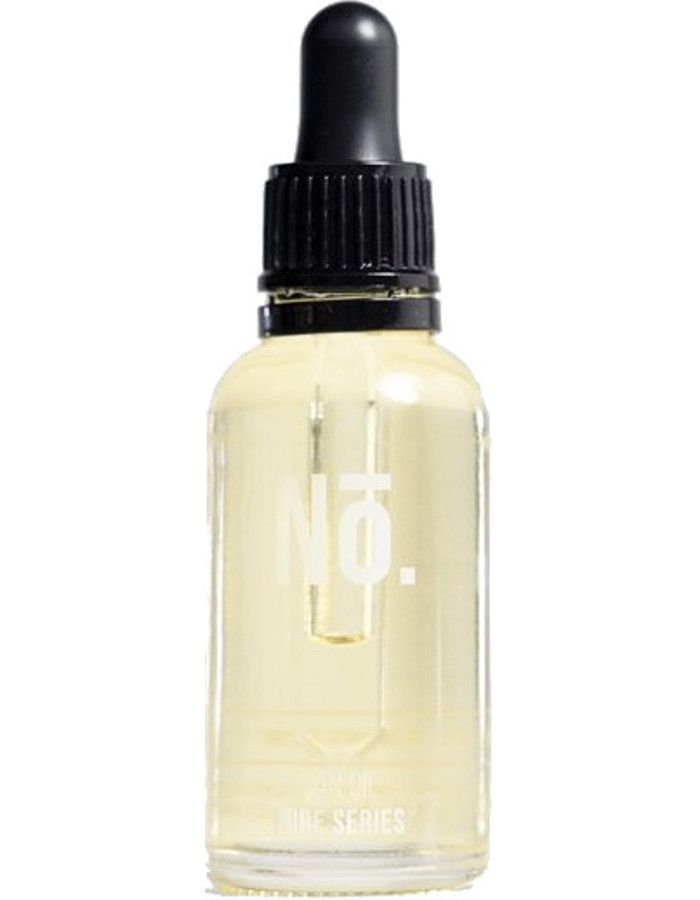 Nō. Skincare Pure Series 100% Pure Organic Argan Oil 30ml