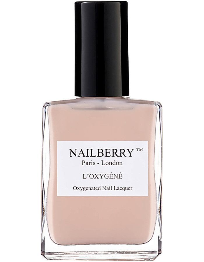 Nailberry 12-Free L'Oxigéné Nagellak Au Naturel 15ml