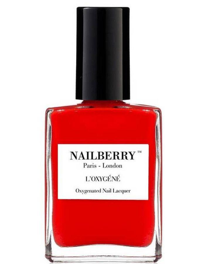 Nailberry 12-Free L'Oxigéné Nagellak Cherry Cherie 15ml