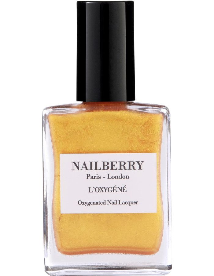 Nailberry 12-Free L'Oxigéné Nagellak Golden Hour 15ml