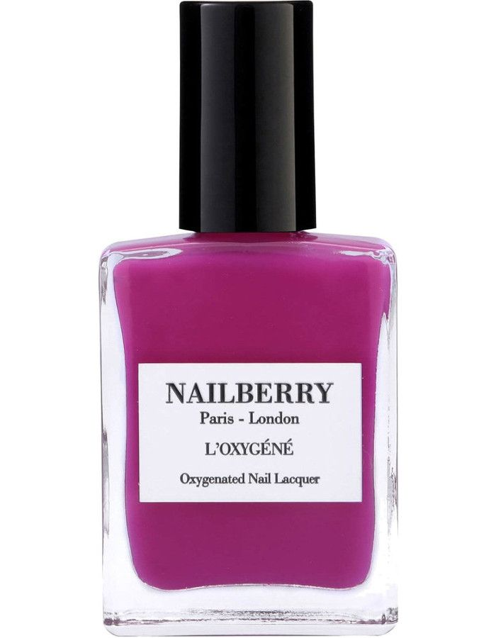 Nailberry 12-Free L'Oxigéné Nagellak Hollywood Rose 15ml