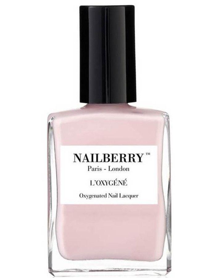Nailberry 12-Free L'Oxigéné Nagellak Lait Fraise 15ml