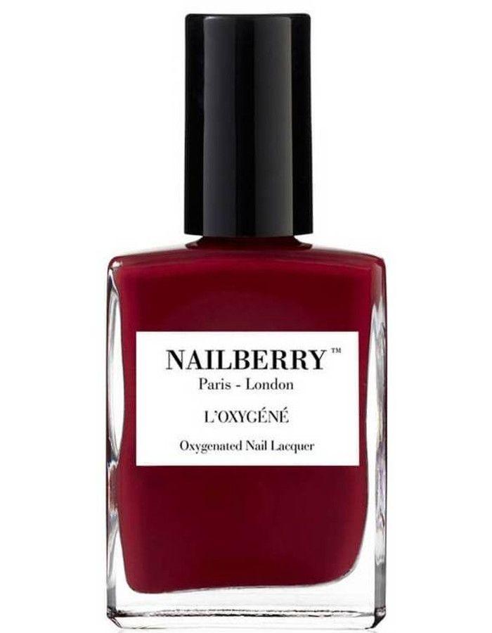 Nailberry 12-Free L'Oxigéné Nagellak Le Temps Des Cerises 15ml