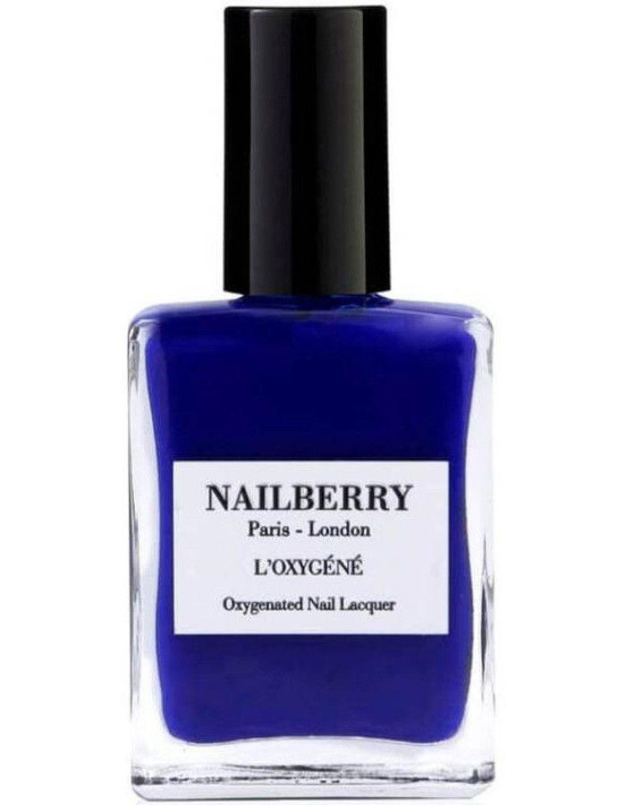 Nailberry 12-Free L'Oxigéné Nagellak Maliblue 15ml