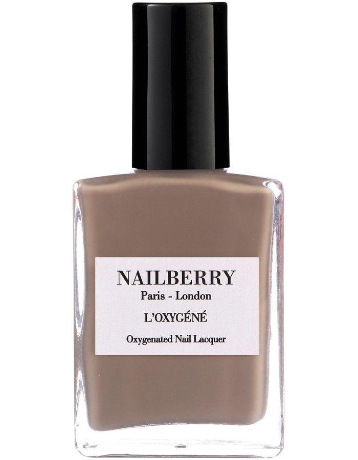 Nailberry 12-Free L'Oxigéné Nagellak Mindfull Grey 15ml