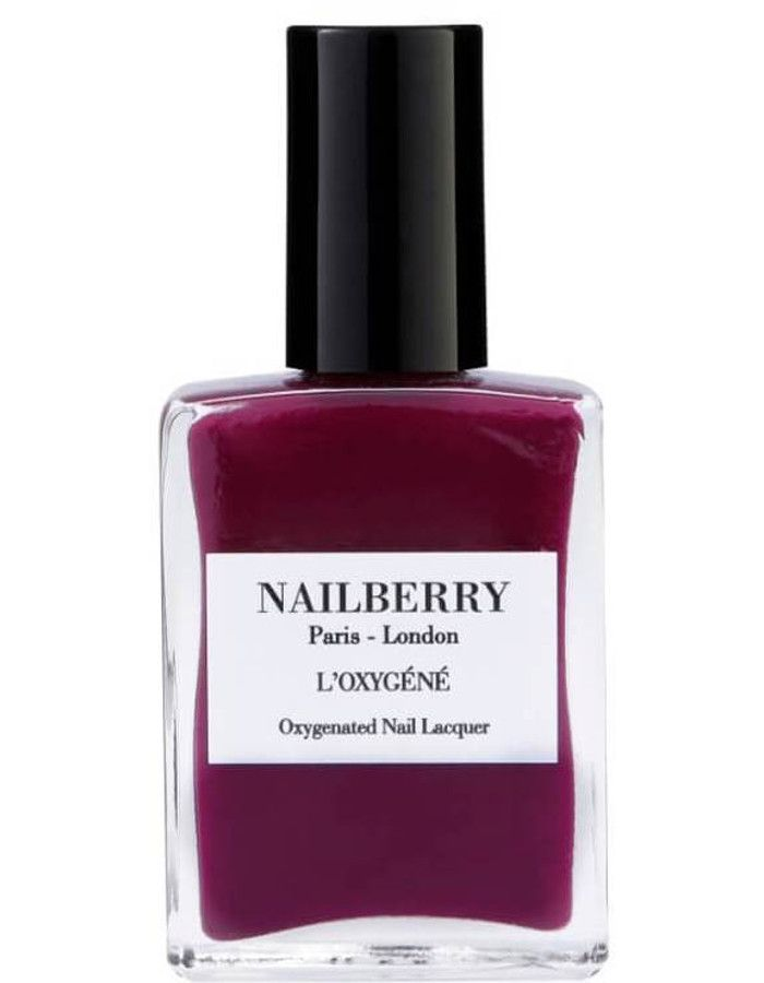 Nailberry 12-Free L'Oxigéné Nagellak No Regrets 15ml