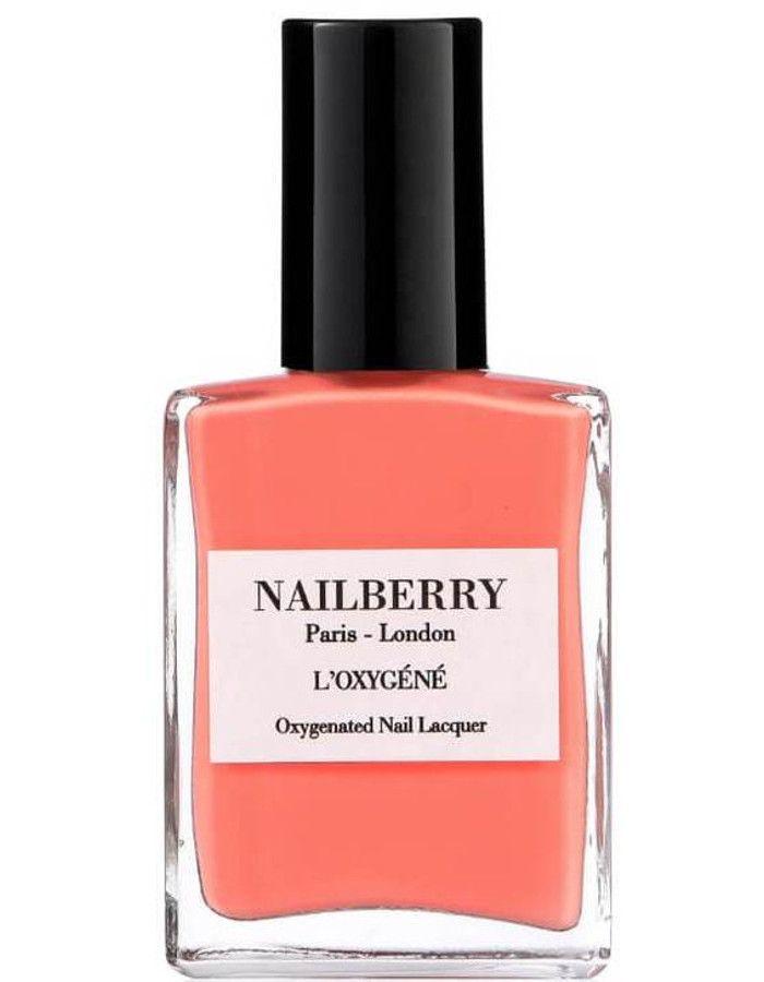 Nailberry 12-Free L'Oxigéné Nagellak Peony Blush 15ml