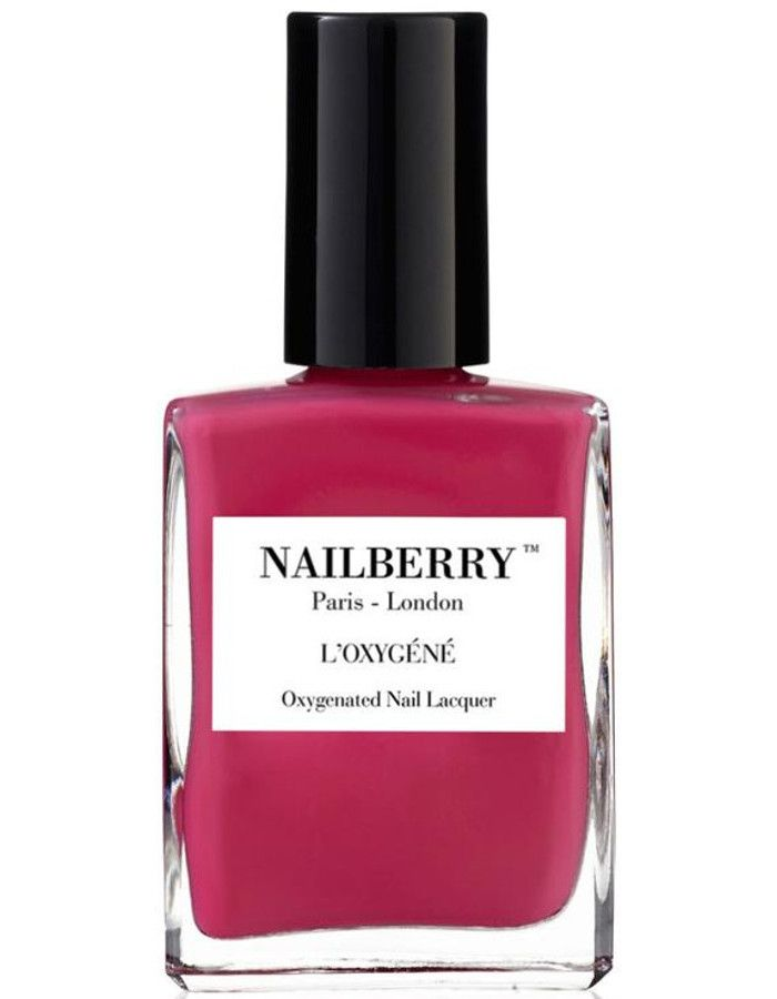 Nailberry 12-Free L'Oxigéné Nagellak Pink Berry 15ml