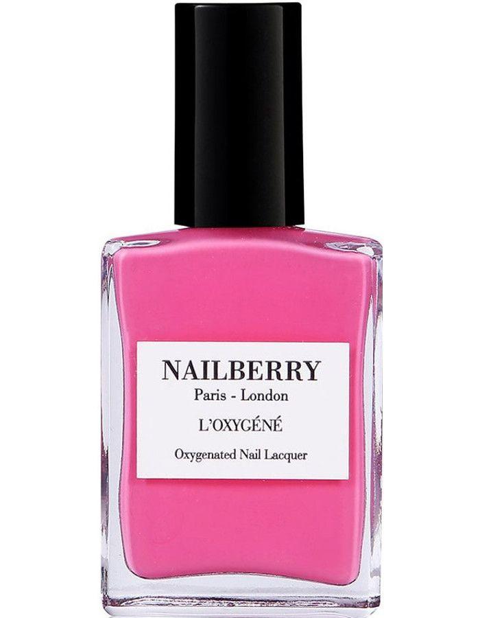 Nailberry 12-Free L'Oxigéné Nagellak Pink Tulip 15ml