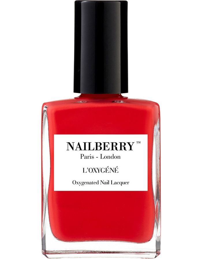 Nailberry 12-Free L'Oxigéné Nagellak Pop My Berry 15ml