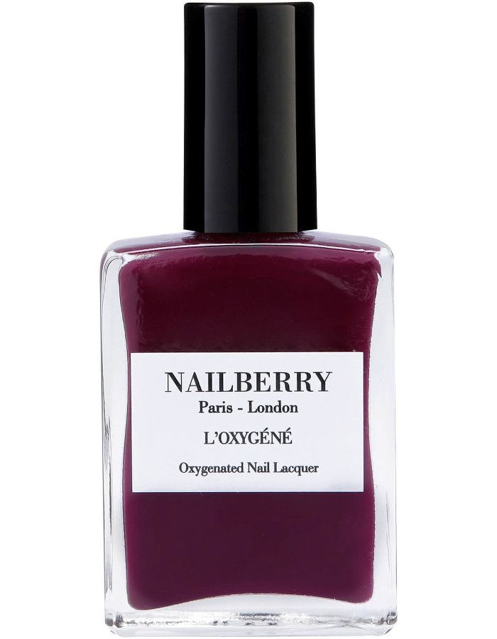 Nailberry 12-Free L'Oxigéné Nagellak Purple Rain 15ml