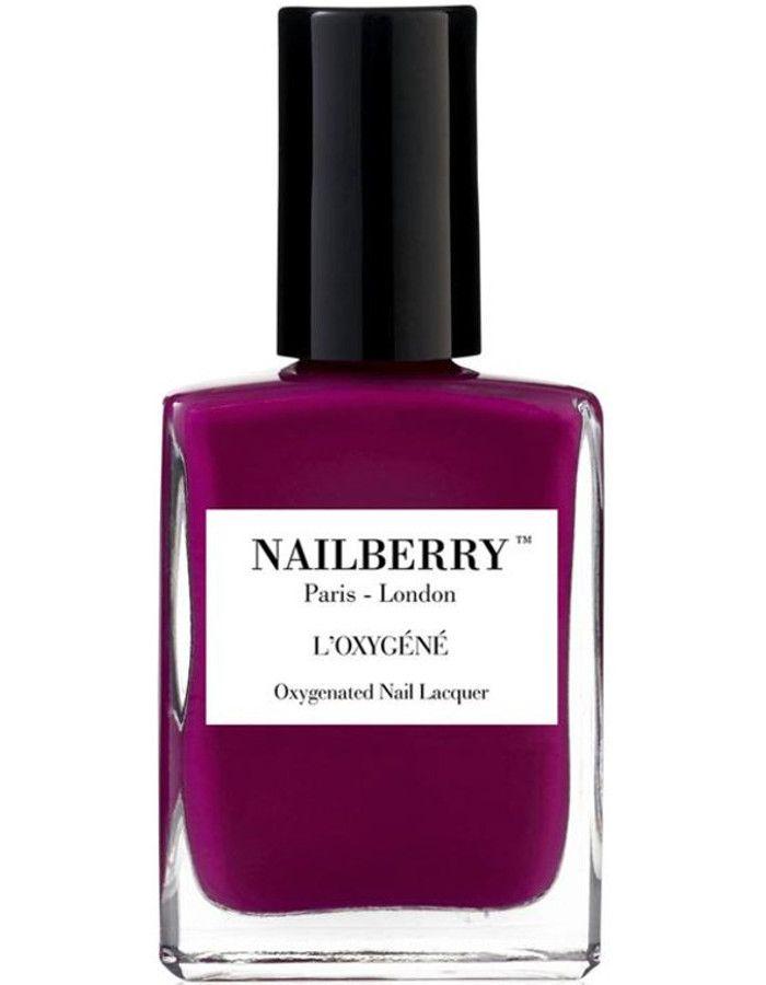 Nailberry 12-Free L'Oxigéné Nagellak Raspberry 15ml