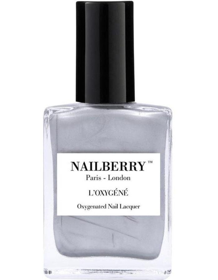Nailberry 12-Free L'Oxigéné Nagellak Silver Lining 15ml