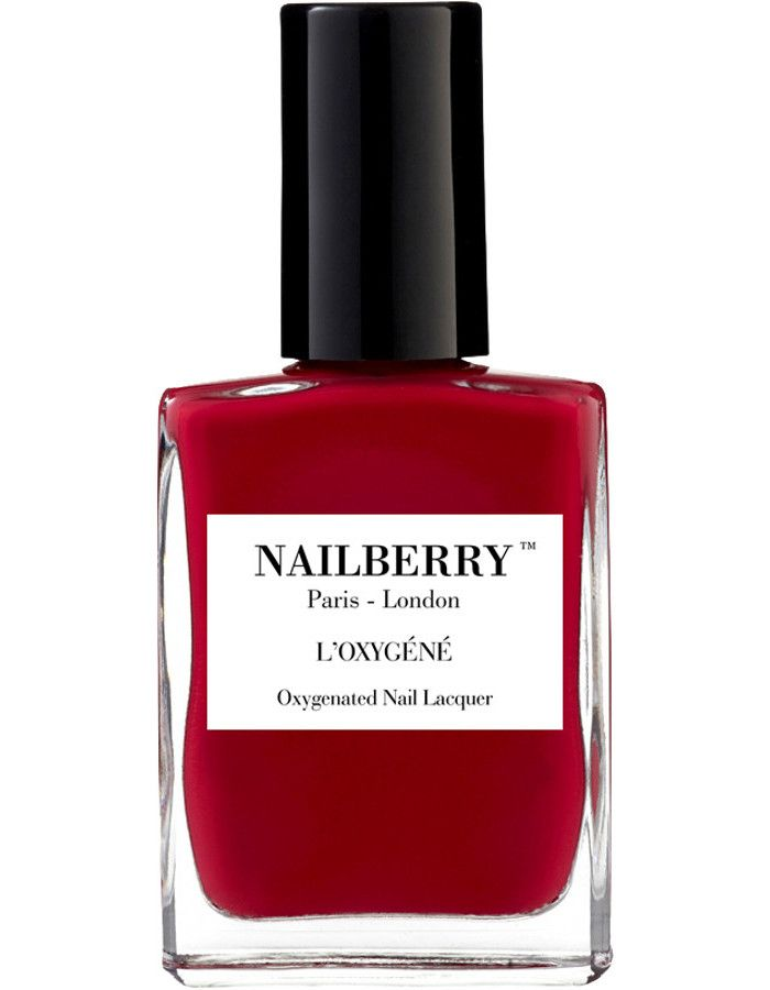 Nailberry 12-Free L'Oxigéné Nagellak Strawberry Jam 15ml