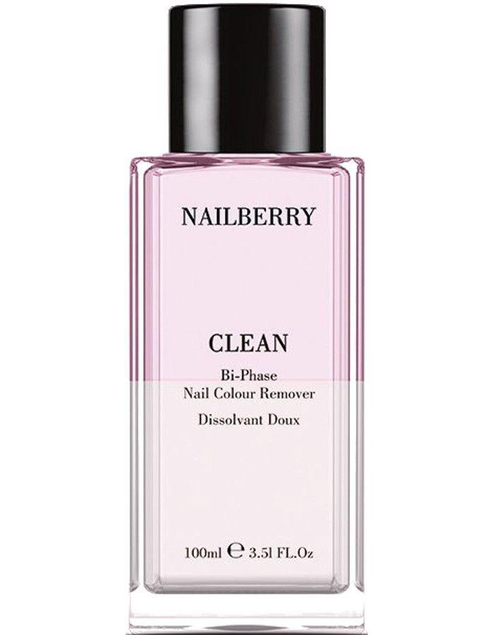Nailberry Clean Bi-Phase Nail Colour Remover 100ml