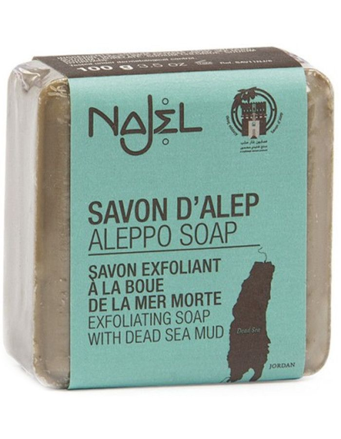 Najel Aleppo Scrubzeep Dead Sea Mud 100gr