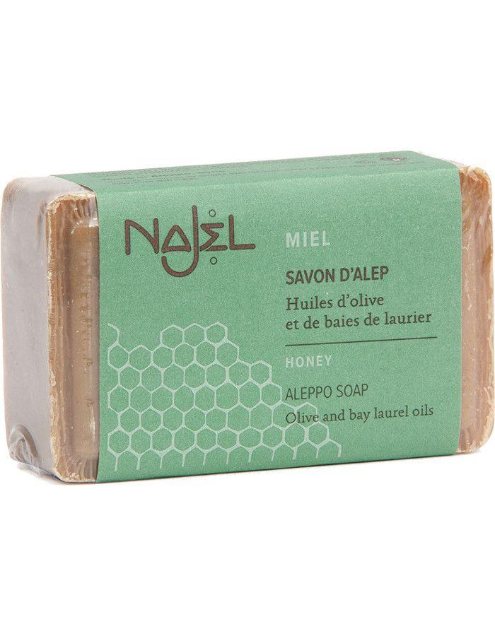 Najel Aleppo Soap Honey 100gr