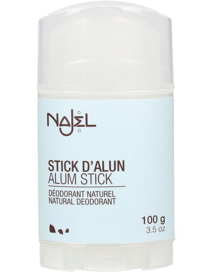 Najel Natuurlijke Deodorant Stick Aluin 100gr