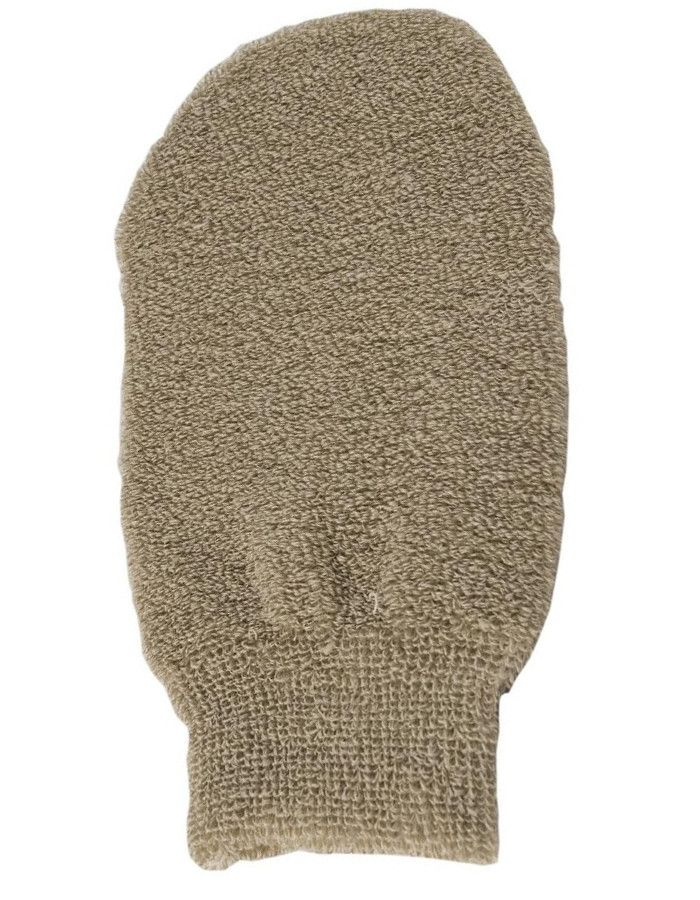 Naturae Donum Scrub Handschoen Biologische Linnen