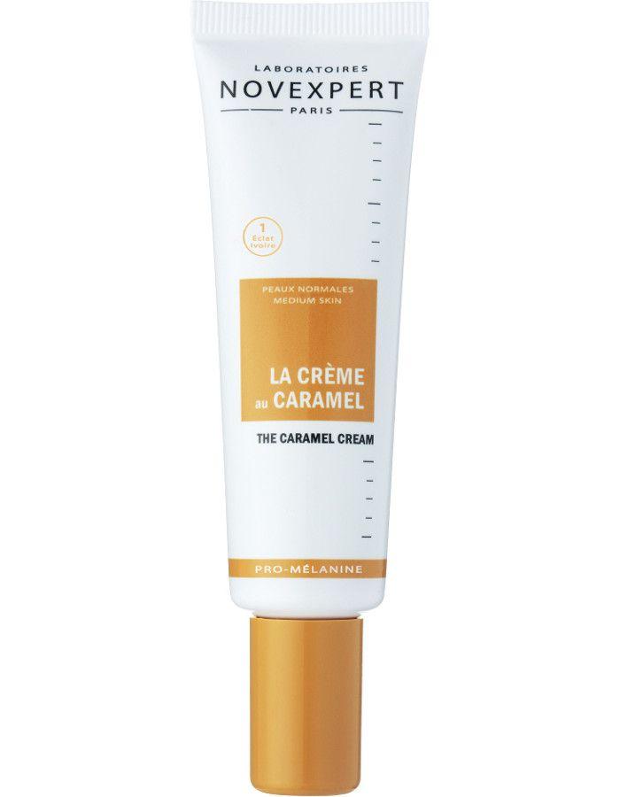 Novexpert Caramel BB Cream 01 Ivory Radiance 30ml
