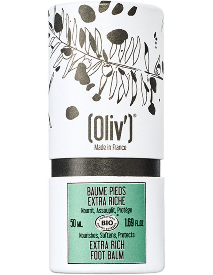 Oliv Bio Extra Rich Foot Balm 50ml