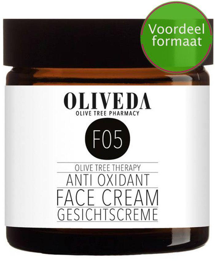 Oliveda F05 Anti Oxidant Face Cream Dagcrème Voordeelformaat 100ml