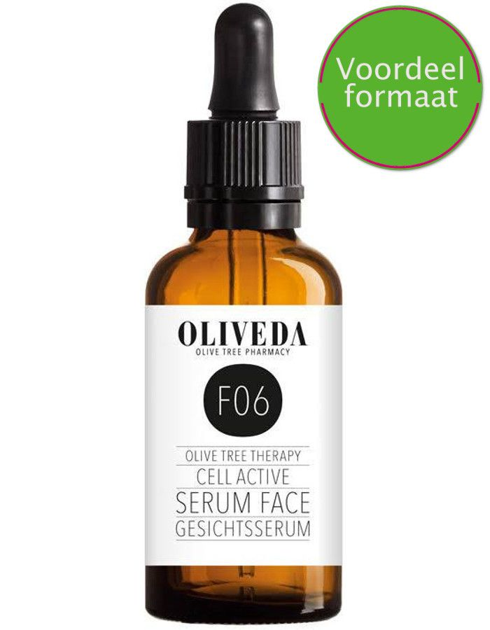 Oliveda F06 Cell Active Face Serum Voordeelformaat 50ml