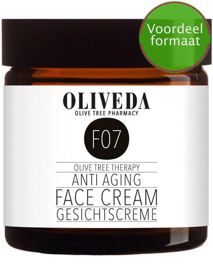Oliveda F07 Anti Aging Face Cream Voordeelverpakking 100ml