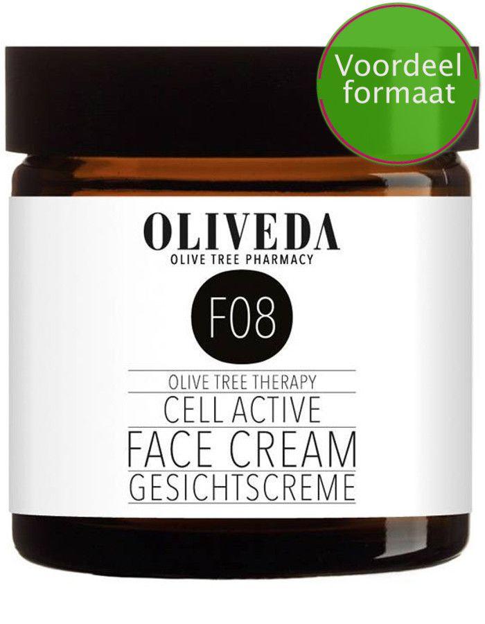 Oliveda F08 Cell Active Face Cream Voordeelformaat 100ml