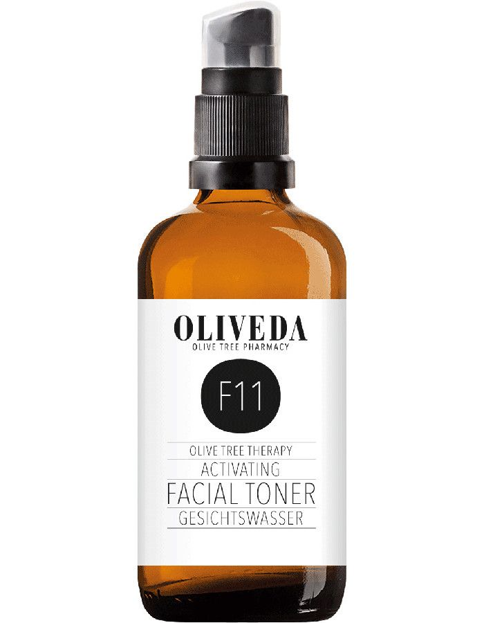 Oliveda F11 Activating Facial Toner 100ml