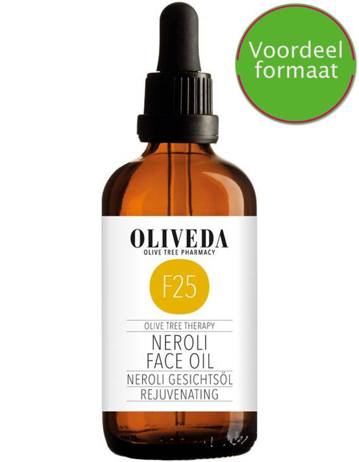 Oliveda F25 Neroli Rejuvenating Face Oil Voordeelformaat 100ml