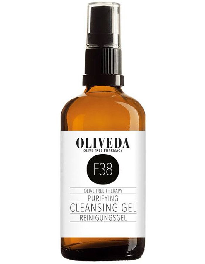 Oliveda F38 Purifying Cleansing Gel 100ml