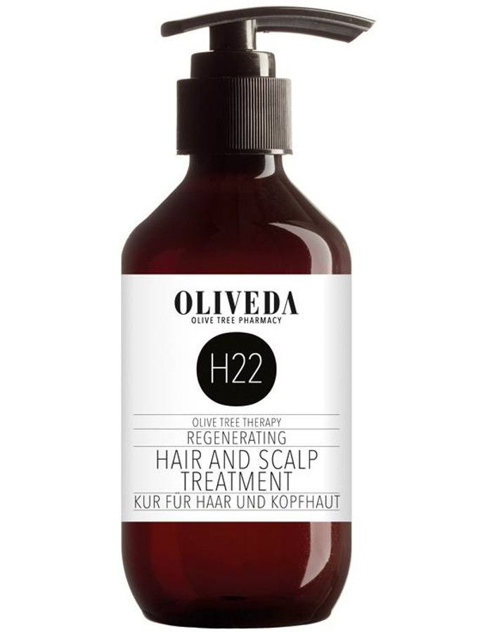 Oliveda H22 Hair And Scalp Treatment Regenerating 250ml
