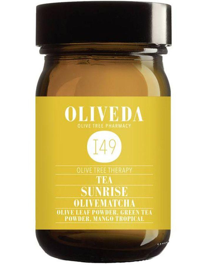 Oliveda I49 Tea Sunrise OliveMatcha 30gr