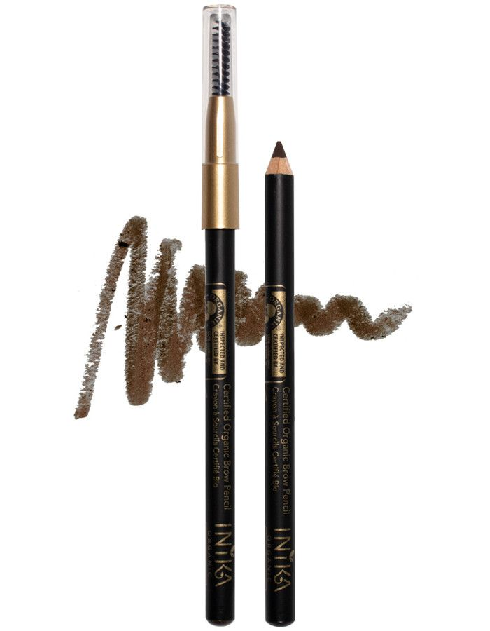 Inika Organic Brow Pencil Dark Brunette