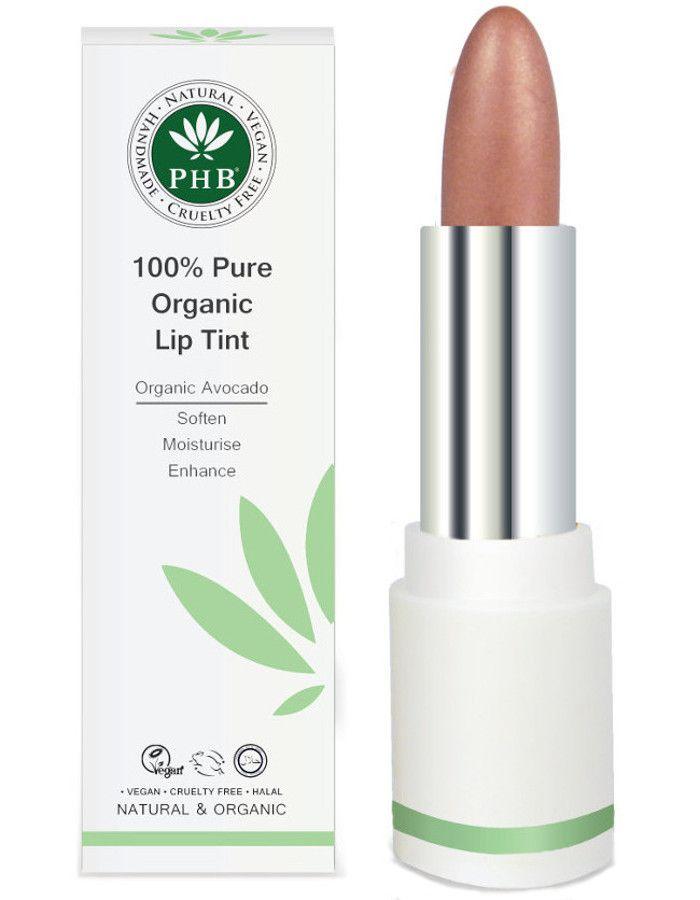 PHB Ethical Beauty 100% Pure Organic Lip Tint Blossom