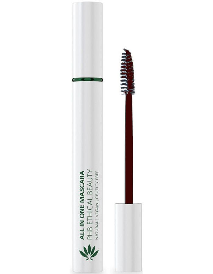 PHB Ethical Beauty All In One Natural Mascara Bruin