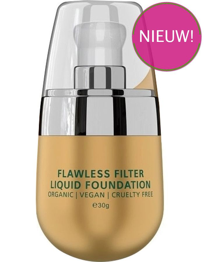 PHB Ethical Beauty Flawless Filter Liquid Foundation Spf30 Beige 30ml