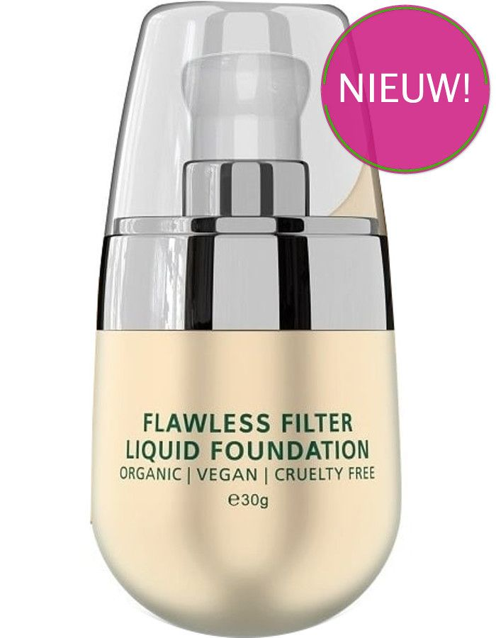 PHB Ethical Beauty Flawless Filter Liquid Foundation Spf30 Cream 30ml