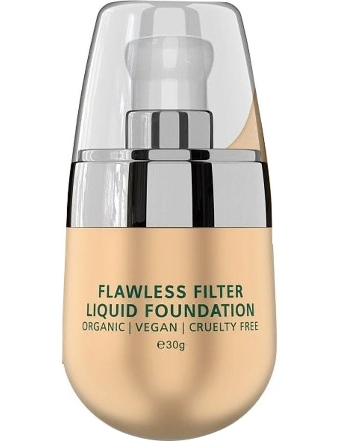 PHB Ethical Beauty Flawless Filter Liquid Foundation Spf30 Light 30ml